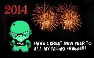 New YearMunki
